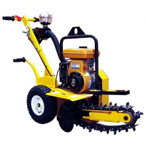 "12"" Groundhog Trencher Petrol Powered by Subaru Engine suits NBN Contractor, Landscaper"