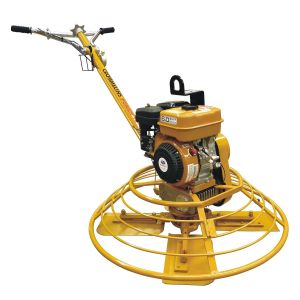 "Concrete Power Trowel 40"" 1000 mm Walk Behind with Honda GX200 or Petrol Robin 6 HP Engine"