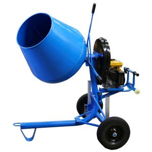Crommelins Cement Mixer 3.5 Cu.ft 4.8 HP Honda Petrol Engine