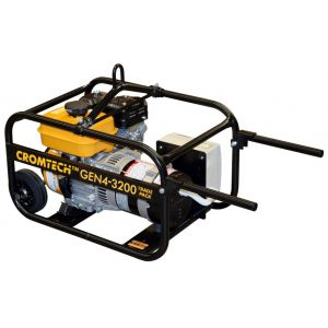 Portable Power Generator Honda or Robin Engine, Quiet