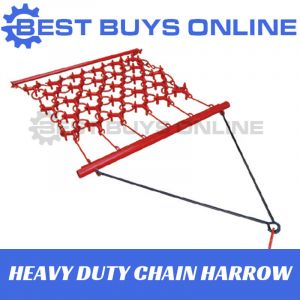"DRAG HARROW or RAKE Easy to Connect ATV QUAD BIKE Spreading Preparing Seed Beds ""Best Buys on sale"""