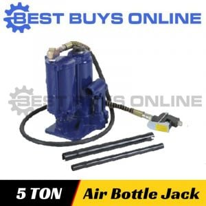 New Bottle Jack Air Hydraulic and Manual 5 ton Truck Car Caravan
