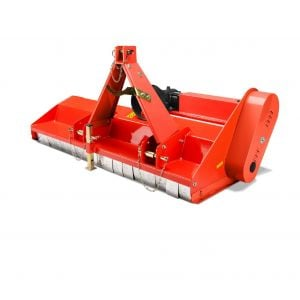 Flail Mower 4 FT Medium Duty 1229 MM Cutting Width Mulcher With Hammer Blades