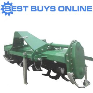 ROTARY HOE TILLER 3 FT 1.05 M Heavy Duty suit PTO Tractor 3 Point Linkage