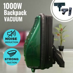 Vacuum Cleaner Portable Backpack Style Car Home Clean include Reusable Dust Bag