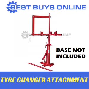 Portable Tyre Changer Attachment Add On For Motorcycle/ Motorbike Bead Breaker