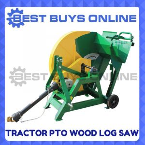 Swing Saw Tractor PTO 3 Point Linkage Wood Log Saw Tungsten Tipped 700 mm Blade