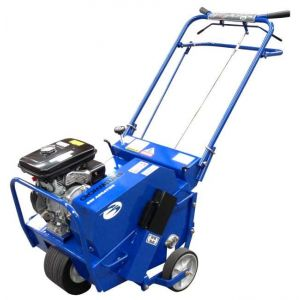 Bluebird Lawn Aerator Self Propelled 4 HP Briggs & Stratton Engine 19 inch