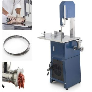 Meat band saw cutting Mincer Grinder stainless steel table| Best Buys Online