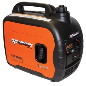 Inverter Generator 2 kVA SPGI2000 Portable Camping Power, Super Quiet 3 HP Pure Sine Wave