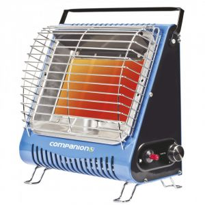 Portable Heater LPG Gas Companion COMP232 3 Heat Settings for Large Outdoor Area