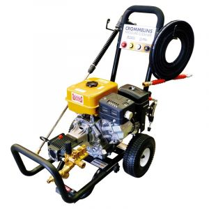 Crommelins Pressure Washer with Honda GX270 or 9 HP Robin Subaru Engine Petrol Powered 3200 PSI High Pressure Cleaner