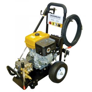 Crommelins Pressure Washer High Pressure Cleaner 4000 PSI with Petrol Honda GX390 or Crommelins Robin Subaru 14HP Engine