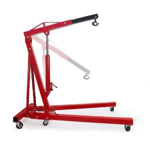 Folding Crane Engine Hoist Lift 1.25 Ton 1250 kg Foldable Long arm lifting range