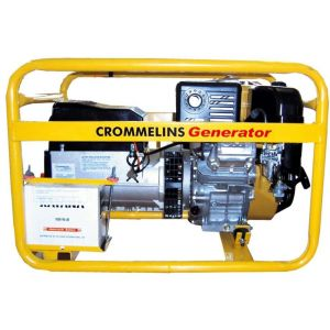 Crommelins Welder Generator 200 Amp Arc Welding & 14 HP Petrol Electric Start Engine GW200RPE