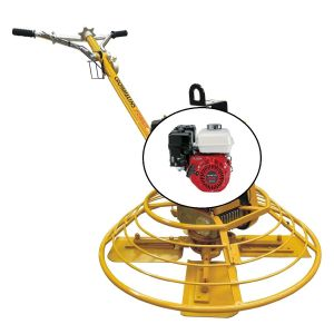 Power Trowel 34 Inches 860 mm with Honda GX200 or Robin 6HP Engine Petrol Powered