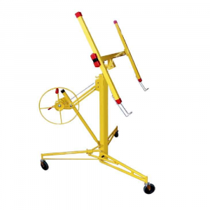 Dry Wall Panel Lifter 68 kg 11 ft Sturdy & Extendable with Castor Wheels
