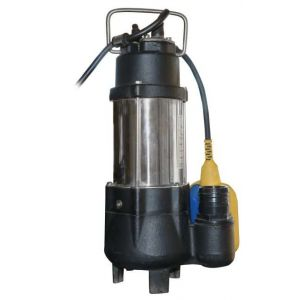 Cromtech Electric Submersible Pump 250W 150 L per min with Float Switch