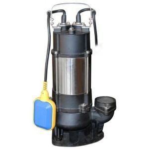 Cromtech Electric Submersible Pump 450 W 12,000 L per hour Automatic Clean