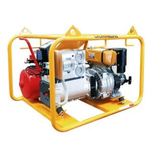 5 kVA Diesel Generator, Welder, Air Compressor Crommelins 3in1 Unit