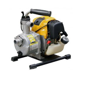 "Water Transfer Pump 1"" (1 inch inlet & outlet) Petrol Portable Quiet Cromtech Engine CTP101"