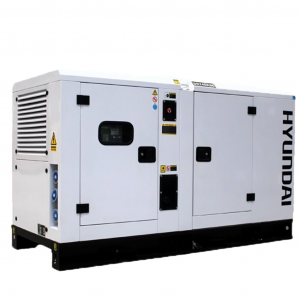 Diesel Generator 45kVA Stand By 3 Phase Powered by 35HP Hyundai Engine Electric Start DHY45KSE