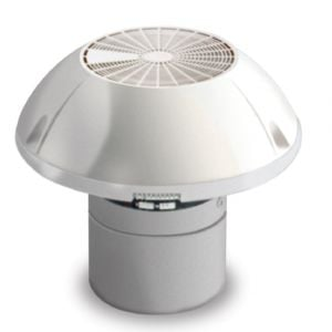 Roof Ventilation Dometic Roof Vent with Motor, Two Speed Fan, Durable GY11