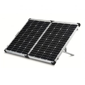 Solar Panel 12V Portable Dometic Foldable Folding Kit PS120A Camping Caravan