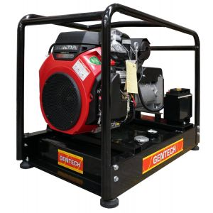 Honda Generator 12.5 kVA Gentech EP12000HSRE-3 Portable 3 Phase Petrol Powered by Honda GX630 V-Twin Electric Start