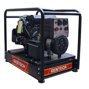 Welder Generator 10 kVA & Arc Welder 230A with Honda GX630 Petrol V Twin Electric Start