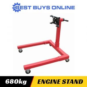 NEW 680 kg Heavy Duty Engine Stand 1500 lbs For Industrial Workshop Cars Auto