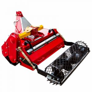 Stone burier 135 cm 4 ft digging width with PTO Shaft