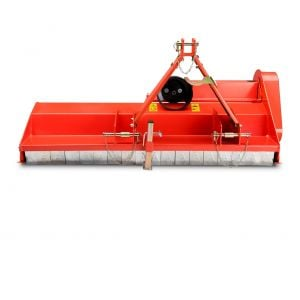 Flail Mower 5.5 ft 1729 mm Cutting Width, Tractor Mulcher Slasher with Hammer Blades