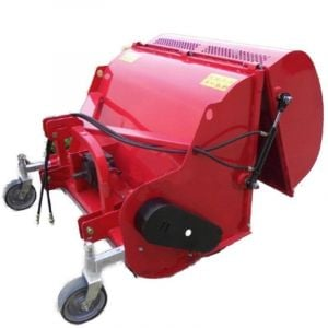 Flail Mower Mulcher with Collector, Grass Catcher suit Tractor