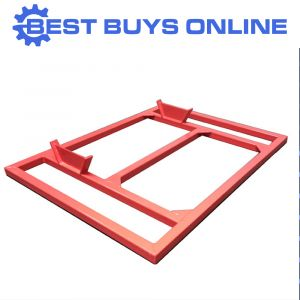 "LEVELLING BAR 1.5M 5FT Leveling SMUDGE BAR for Bobcart Bucket Tractor Skid Steer ""Best Buys on sale"""