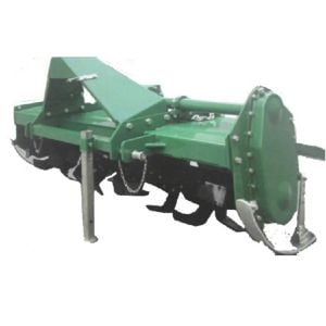 Rotary Hoe Tiller 3 ft suit Tractor PTO for garden cultivator 900mm with chain driven