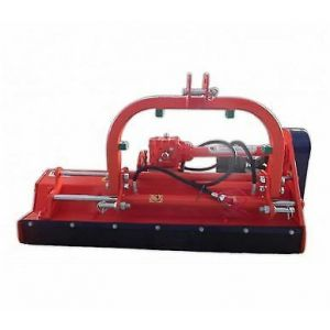 Poultry Litter Crusher Conditioner 1250 mm Width Chicken Poo Manure BurIer