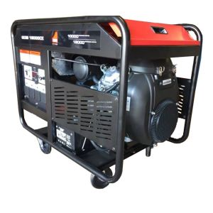 Petrol Generator 21 HP Electric Start Engine Power 12kW Max 10kW Rated  V Twin