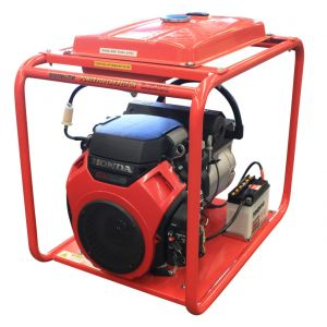 Petrol Generator 11kVA with Honda GX630 Electric Start GH10000E-LRT