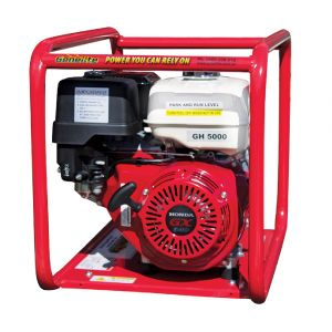 Honda Generator 6 kVA Petrol Powered Honda GX340 Engine GH5000