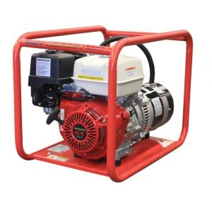 3 Phase Generator 7.5 kVA with Honda GX390 Petrol Engine Pull Start GH6000-3