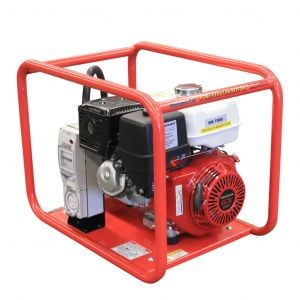 Honda Generator 8 kVA 3 Phase Petrol Portable Backup Power with Honda GX390 Engine