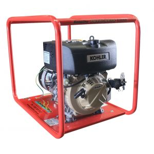 Diesel Generator 7 kVA Kohler 10 HP Electric Start Engine GKD5600E