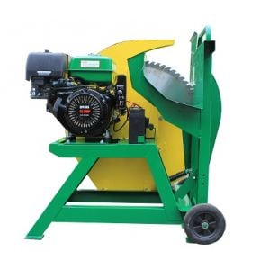 Swing Saw |MILLERS FALLS Wood Log Saw Electric Start 13HP Petrol Powered 700 mm Blade