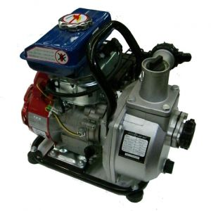 "WATER TRANSFER PUMP 1.5"" PORTABLE HIGH FLOW 14000L/hour Lightweight"