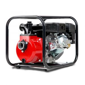 Giantz 2inch High Flow Water Pump - Black & Red