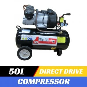 Air Compressor Direct Drive 3 HP  10CFM V-TWIN PUMP 350L/min Best Buys Online