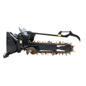 Trench Digger Bucket Chain Trencher suit Tractor 3 Point Linkage | BestBuysOnline