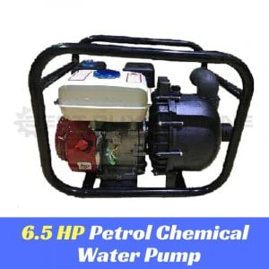 Petrol Chemical Transfer Water Pump 2 Inch 6.5HP Petrol Engine QWPCH65