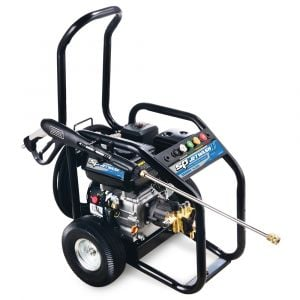 Petrol Pressure Washer 3600 psi 6.5HP 11.3LPM 10M Double Steel Braided Hose SP360P